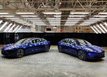 国产版特斯拉Model 3与进口版的区别