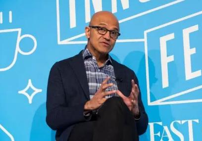 微软CEO萨提亚:将市值等财务指标作为成功的指标是非常危险的