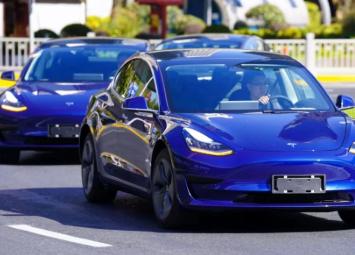 特斯拉在华首辆电动车即将全球开售,起售价或为5万美元