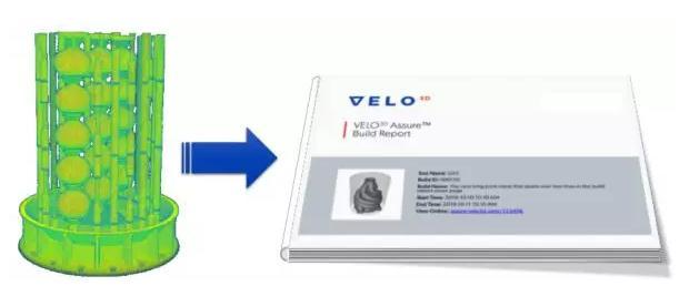 Velo3D开发新的智能熔化粉末床金属增材制造系统