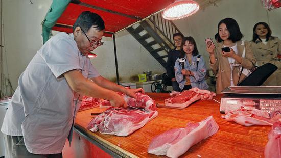 北大才子陆步轩卖猪肉创立品牌卖生鲜,年销售额18亿