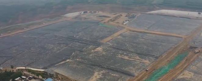西安灞桥江村沟生活垃圾填埋场马上就要被填满,占地1000亩国内最大!