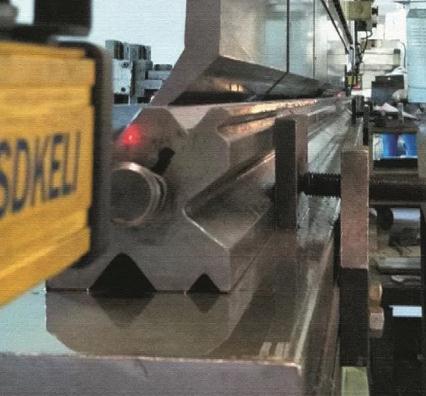 特种车辆钣金折弯加工工艺措施及考虑因素