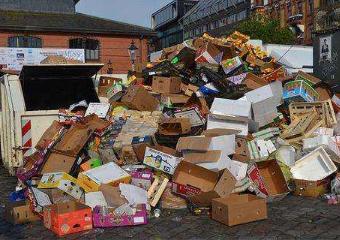 如何做好快递垃圾分类处理?应加强各地垃圾分类硬件设施强化升级
