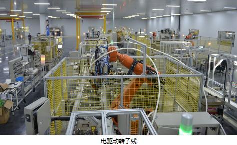 东风新能源汽车产业园二号园区的功能定位与进展