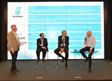 马石油润滑油国际首次电动车油液技术发展论坛在意大利都灵召开