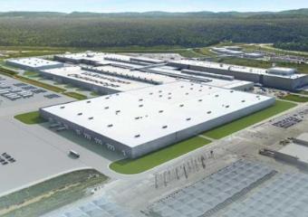 大众在美加工厂纯电动车间及相关设施正式开工建设