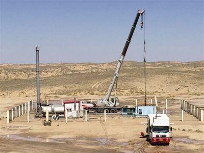 川西气田研发排水采气工艺技术,提高低渗致密气藏效率