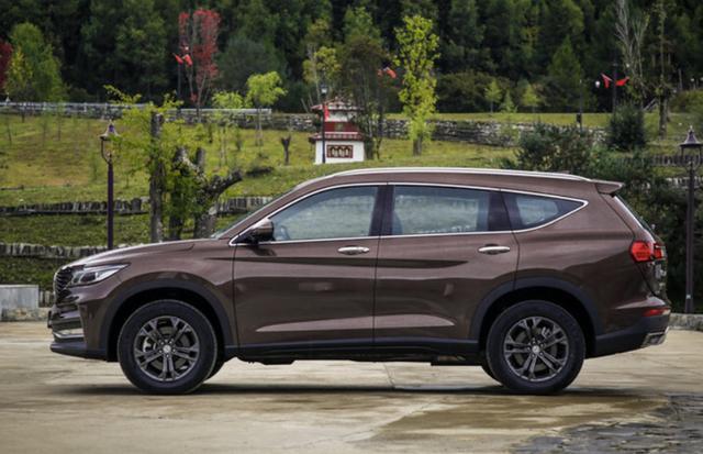 ?东风汽车本月将推出中型SUV风光ix7,预售价13万元起