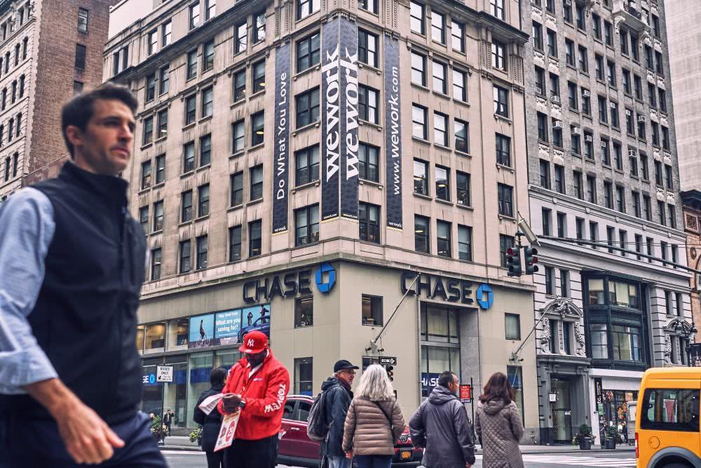 消息称WeWork拟裁减多达5000至6000名员工,以求稳定其业务