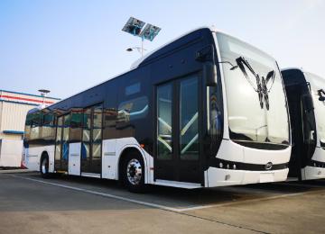 比亚迪斩获拉美最大规模纯电动大巴订单,共379台