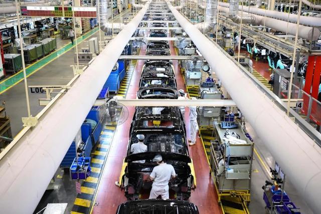 汽车行业产能过剩愈演愈烈,中低端产能严重过剩