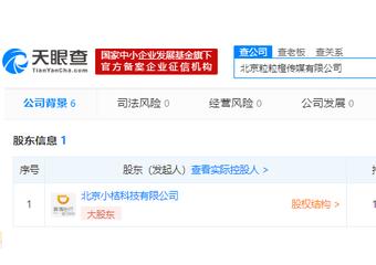 小桔科技出资1000万成立北京粒粒橙传媒有限人人插,人人干免费视频