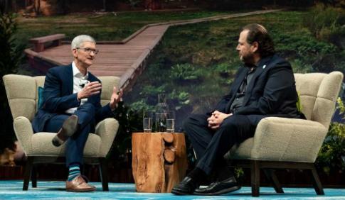 苹果CEO库克:人生最大价值就是为了造福于其他人,而不是自己