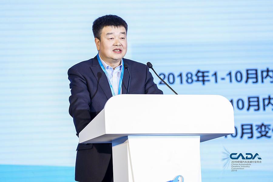 国家信息中心刘明:我国汽车保有量还有很大增长空间,对车市长远充满信心