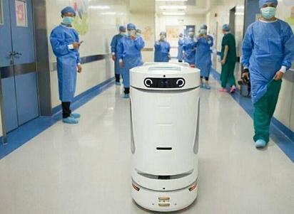 医院物流机器人应用价值与研发