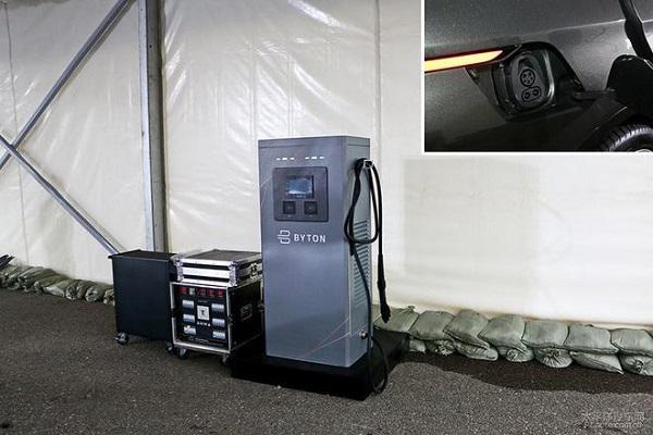 拜腾宣布与美国充电网络商达成合作,为当地车主提供两年免费充电服务