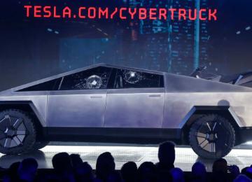 特斯拉电动皮卡Cybertruck仍存在重大疑问:设计变革?性能更强大?