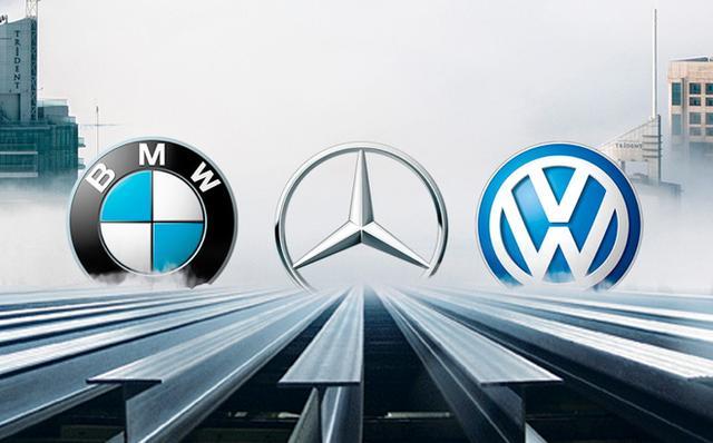 大众、宝马和戴姆勒被处1亿欧元???,为购买钢铁成立垄断组织