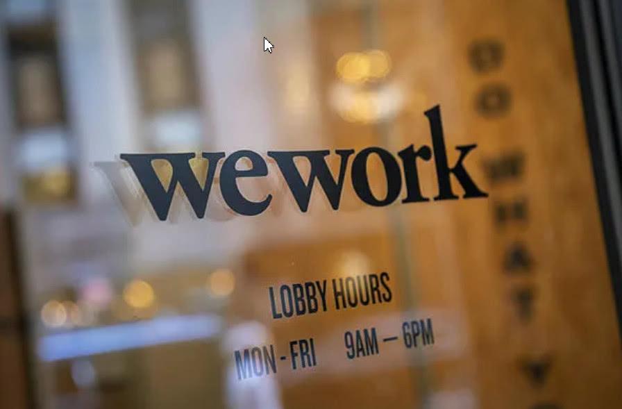 ?软银本周将收购价值高达30亿美元的WeWork股票