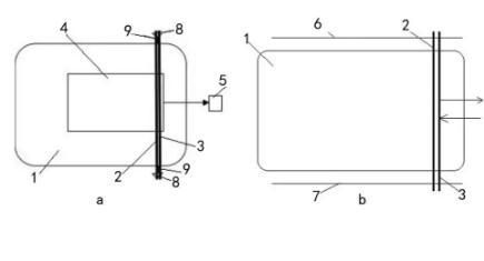 一种纸张双面施胶装置及施胶方法(可控制施胶量)