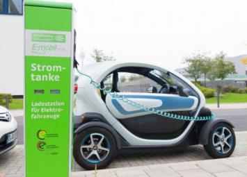 德国政府未来三年将在国内新建50000个充电桩
