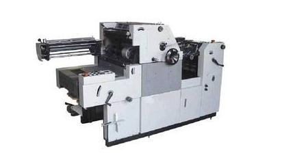 膠印機故障常見的排除方法及措施