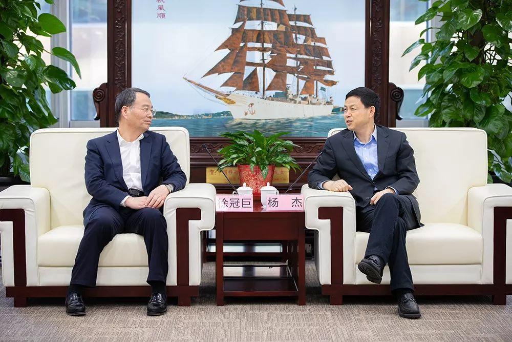 传化集团与中国移动签署5G战略合作协议,双方将在五大领域开展深入合作