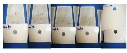 粉末涂料抗菌剂的制备及性能检测