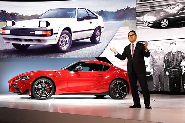 ?丰田汽车宣布实施新组织架构:中国业务将与亚洲业务进行拆分