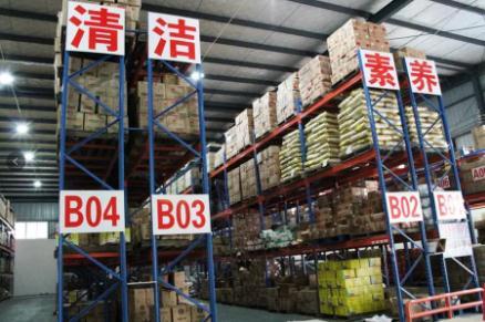 企業倉庫儲位管理原理、方法與步驟
