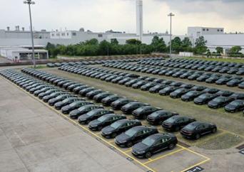 汽车市场销量下滑压力凸显,汽车企业必须转型升级