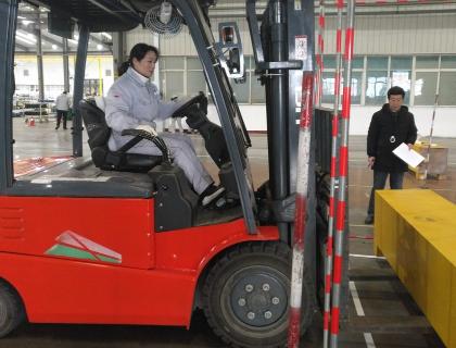 东风商用车有限可以看黄的在线车辆工厂2019年职工技能竞赛圆满落幕