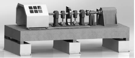 数字化数控机床主轴测试系统