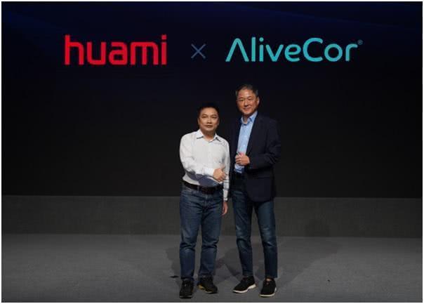 ?华米科技与AliveCor达成合作,共同推出健康功能的可穿戴设备