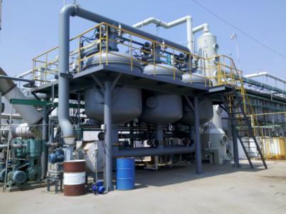 新型的纯净水处理技术满足新版GMP需求