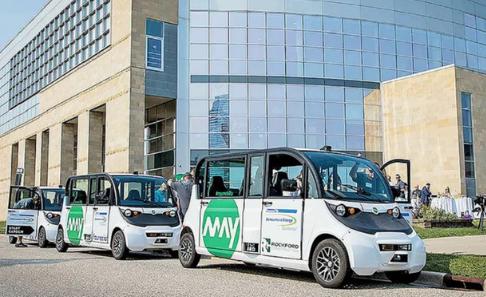 自动驾驶公司May Mobility获5000万美元B轮融资,由丰田领投,宝马参投
