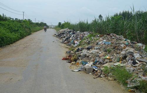农村垃圾处理技术,提高农村生活垃圾的处理效率