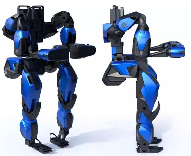?机器人外衣问世!Sarcos交付全球首台独立电池供电的外骨骼机器人