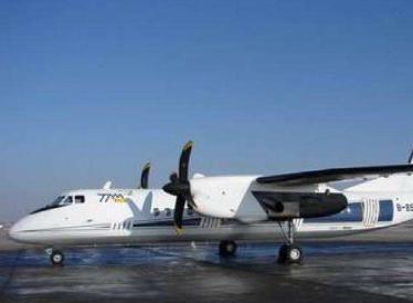 国产新舟700首飞机机身前段、中段、后段均已交付完成