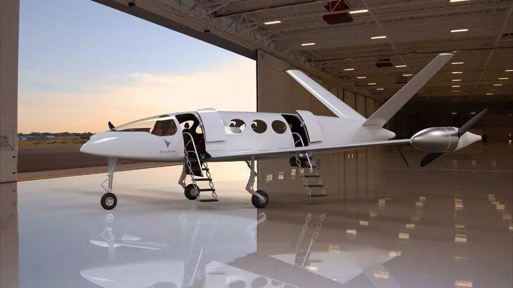 全電動飛機未來大趨勢還為時過早
