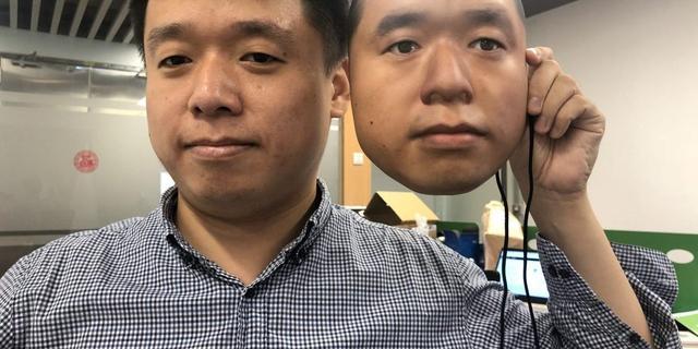 3D面具成功欺骗了支付宝和微信的人脸识别支付系统