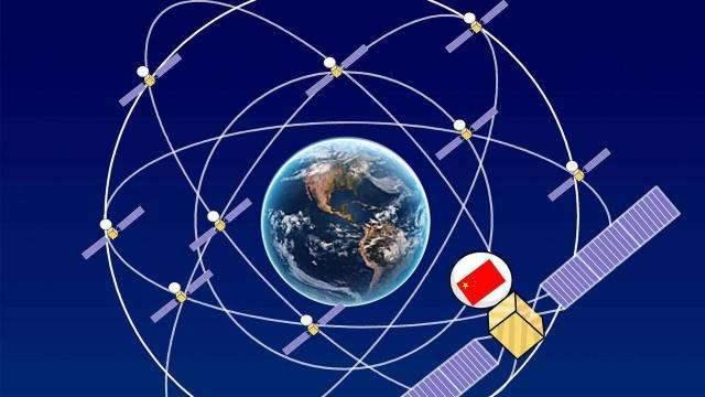"""""""全球时代""""北斗卫星导航系统提供全球服务"""
