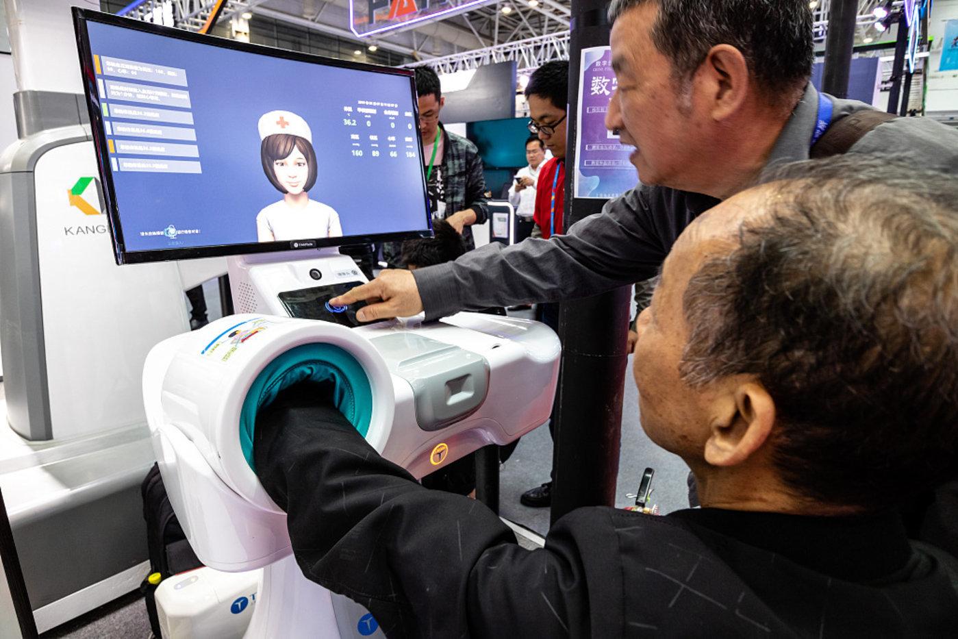 医疗人工智能如何制网?AI影像审批缓