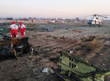 乌克兰客机坠毁:疑因技术问题导致坠机,180名乘客或全部遇难