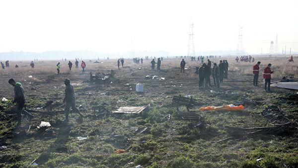 乌方修改坠机声明内容:事故原因待查,公布遇难者名单
