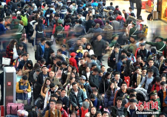 2020年春运大幕正式开启,高速哪天最堵?1月30日