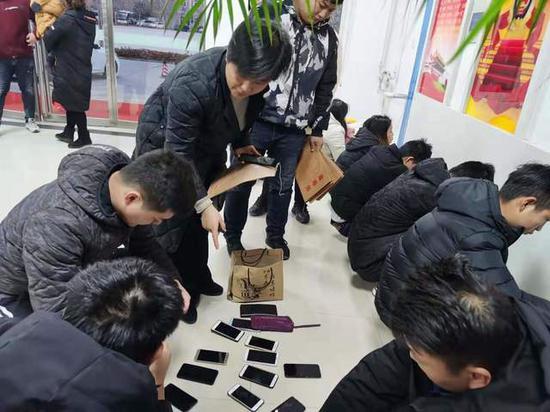 2019年十大电信网络诈骗常用语【郑州警方】