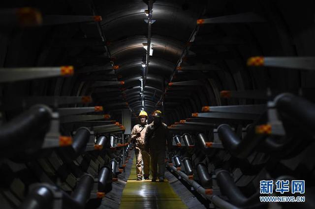 全国首条智慧地下电缆线路即南京220千伏宁莫线电缆隧道投运