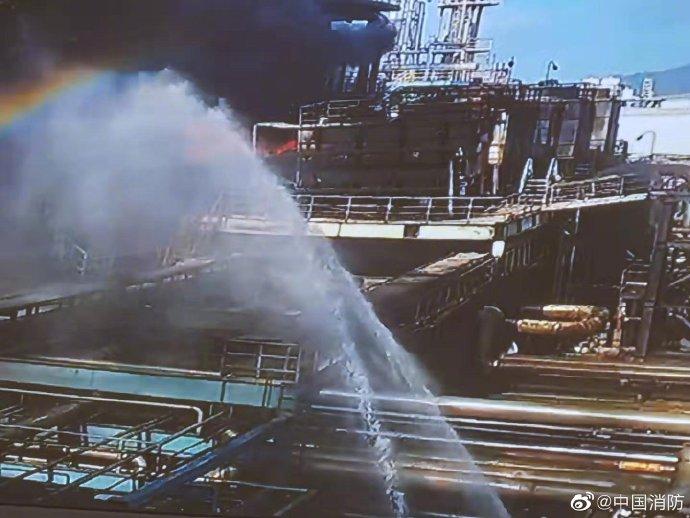 广东珠海长炼化工厂发生爆炸,暂无人员伤亡!